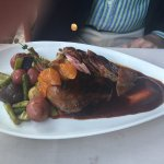 The duck at Cafe Nuovo!