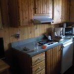 Kitchen, basic amenities