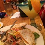 Devine mexican inspired food with great service and clean amentities