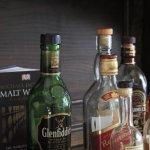 Eine tolle Auswahl an Whisky