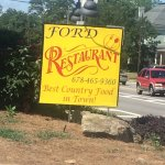 The Ford Restaurant