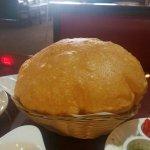 Poori bread....really delicious!
