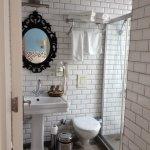 very spacious bathroom!