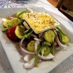 Achilles Restaurant Laganas