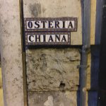 OSTERIA CHIANA