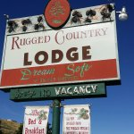 Rugged Country Lodge Foto