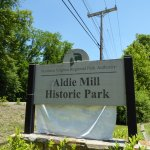 Historic Park Sign