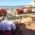 Hotel La Fortezza Foto