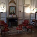 Un salon de l'hôtel Magon