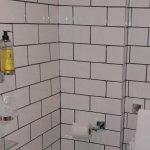 Ultra clean new bathroom
