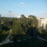 Another side view from room