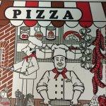 Classic Pizza Box