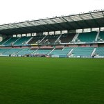 Easter Road Stadium Foto