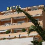 Hotel Rosina Front side