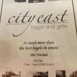 City East Bagel and Grille