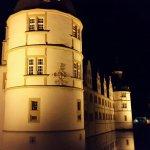 Abends am Schloss