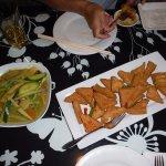 Veg in curry sauce - fired tofu