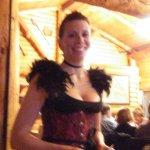 Waitress extrodinare