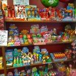 Foto de Candyland Cottage & Ice Cream Shoppe