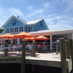 The Landins Restaurant by Boat