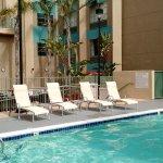 Pool/courtyard area