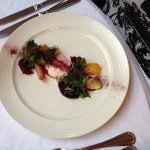 beetroot with Goats Cheese