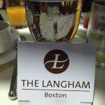 Foto de The Langham, Boston