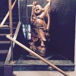 interior statue