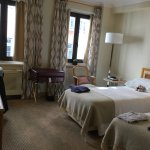 Double twin room with large beds room 120