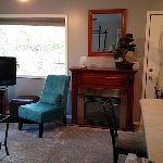 Premium Demi-suite Sitting Area