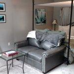 Premium Demi-suite Sleeping Area