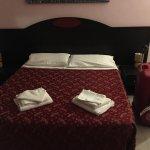 Interno camere e hall dell'hotel