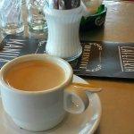Nice café.
