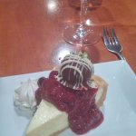Fishing Creek Goat Cheese Cheesecake