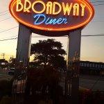 Broadway Diner in Hicksville Long Island