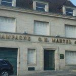 Photo de Champagne GH Martel & Co