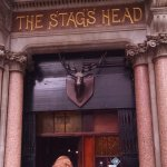 The Stag's Head entry