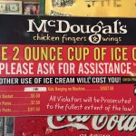 Unusual ice cream container choices...