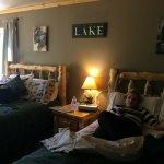 Zdjęcie Summit Lake Lodge