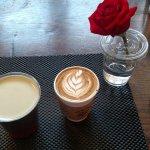 nitro cold brew, meil latte