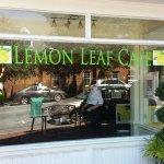 Lemon Leaf Cafe!