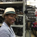 """Imani is the Best!!!  Thank you for the """"inside"""" view to the garment district!  From the design"""