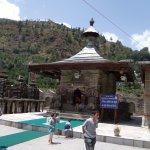 Hatkeswari temple area.