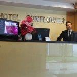 Fragrance Hotel - Sunflower Foto