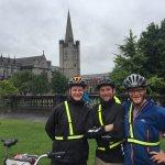 Foto de Dublin City Bike Tours