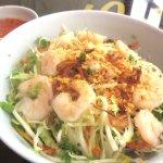 Shrimp Salad, Pho Mein, El Dorado Casino, Reno, NV