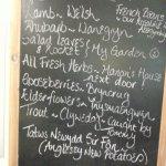 Another brilliant Sunday Lunch at Caffi'r Ceunant in Abergynolwyn-wonderful local produce too! :