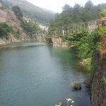 Lin'an Zhexi Canyon