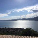 Heel mooi Panorama over het Gardameer