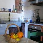 appartamento leccino-la cucina